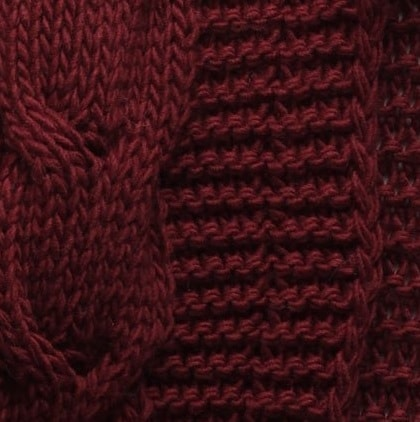 Dámský svetr s kapucí SWEK bordó - Svetry - MODOVO 090bca8dc2
