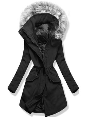 Kabát 22172 fekete Kabát 22172 fekete Hosszú női kabát kapucnival 22172  fekete Hosszú női kabát kapucnival 22172… Hosszú női kabát kapucnival 22172  fekete cb542159c4