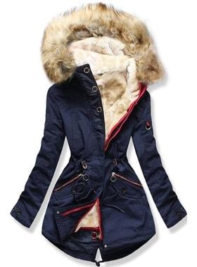 Bunda PO-303 tmavo modrá Bunda PO-303 tmavo modrá Dámska zimná bunda s  kapucňou PO-303… Dámska zimná bunda s kapucňou PO… Dámska zimná bunda s  kapucňou ... 0475e5cfd15