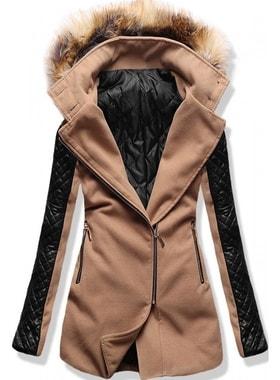 Kabát 6710 hnedý Kabát 6710 hnedý Dlhý dámsky kabát s kapucňou 6710 hnedý  Dlhý dámsky kabát s kapucňou 6710… Dlhý dámsky kabát s kapucňou 6710 hnedý 9e94609c075
