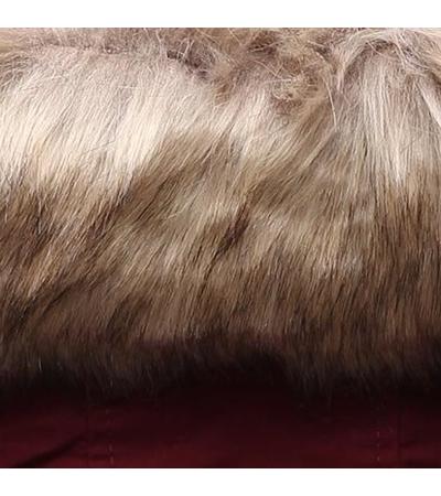 Női téli kabát kapucnival B-73 bordó - Dzsekik - MODOVO 0143742d7b